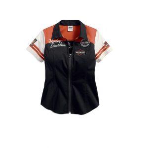 Harley-Davidson Classic női rövid ujjú ing