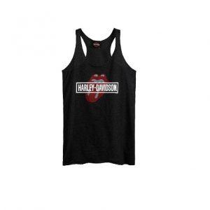 Harley-Davidson x Rolling Stones Mash női trikó