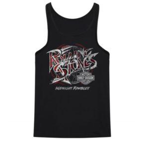 Harley-Davidson X Rolling Stones férfi trikó