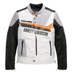 Harley Davidson Hoskin textil férfi motoros dzseki Harley