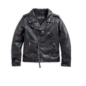 Harley-Davidson Biker férfi bőrdzseki