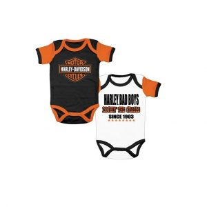 Harley-Davidson fiú babaruha 2 db-os szett