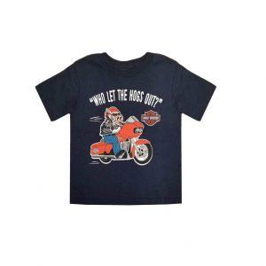 Harley-Davidson Hogs Out gyerek póló