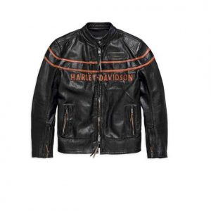 Harley-Davidson Double Ton férfi bőrdzseki