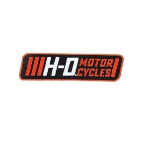 Harley-Davidson Traction H-D felvarró