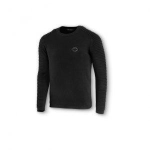 HARLEY-DAVIDSON Moto gyapjú keverék pulóver