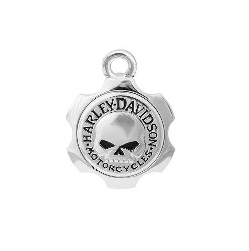 Harley-Davidson Willie G Skull motoros csengő