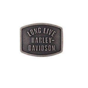 Harley-Davidson Long Live övcsat