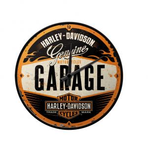 Harley-Davidson Garage falióra
