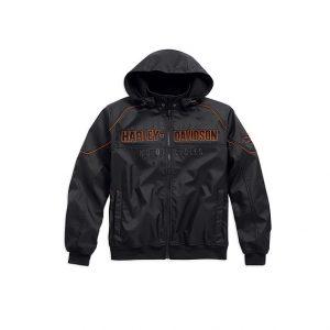 Harley-Davidson Idyll Performance Soft Shell férfi dzseki
