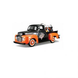 Harley-Davidson 1948 Ford F-1 Pickup Truck makett