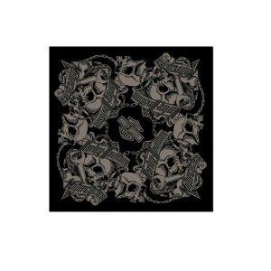 Harley-Davidson Grim Skulls bandana/kendő