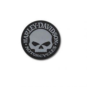 Harley-Davidson Skull logo felvarró