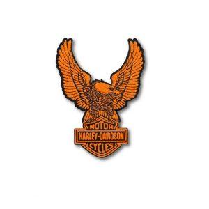 Harley-Davidson Eagle logo nagy felvarró