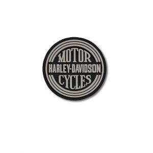 Harley-Davidson 80's Tank Art kicsi felvarró