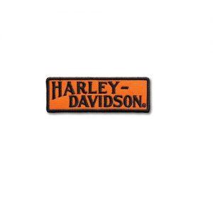 Harley-Davidson Racer Tank Logo kis felvarró
