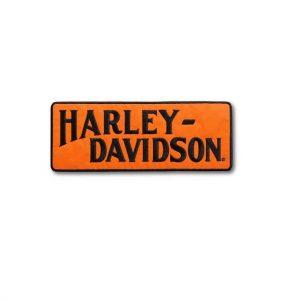 Harley-Davidson Racer Tank Logo nagy felvarró