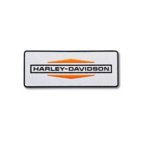 Harley-Davidson stacked logo nagy felvarró