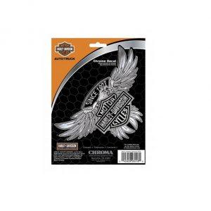 Harley-Davidson króm sas matrica