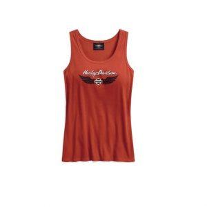 Harley-Davidson winged logo női trikó