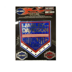 Harley-Davidson Shields matrica