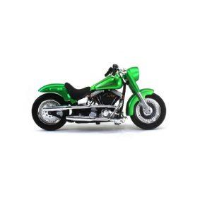 Maisto Harley-Davidson 2000 FLSTF Street Stalker