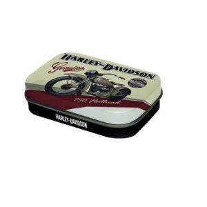Harley-Davidson Flathead mentolos cukorka