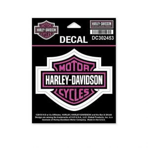 Harley-Davidson Glittery Bar & Shield matrica
