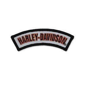 Harley-Davidson fényvisszaverő felvarró