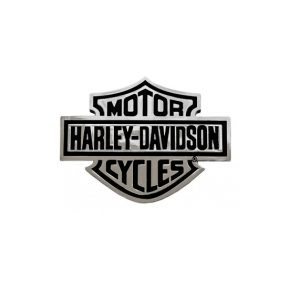 Harley-Davidson Bar & Shield 3D króm matrica
