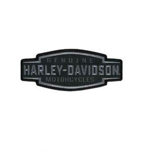 Harley-Davidson Velocity Text felvarró