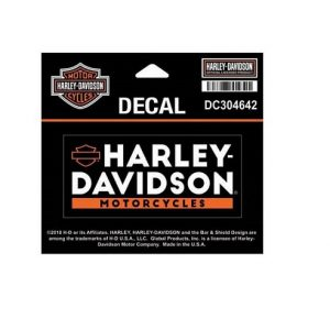 Harley-Davidson Basic Text matrica