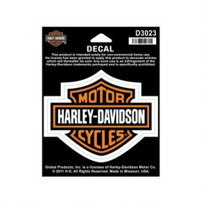 Harley-Davidson Bar & Shield matrica