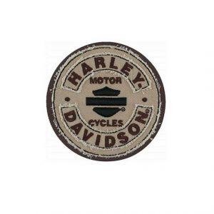 Harley-DavidsonBlank B&S Rockers felvarró