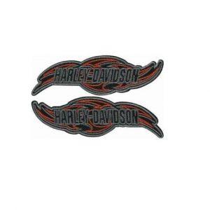 Harley-Davidson Tribal edge felvarró