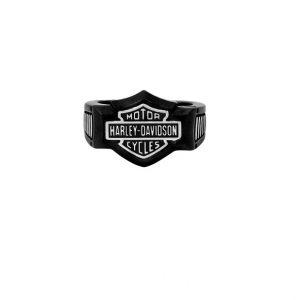 Harley-Davidson B&S rozsdamentes acél férfi gyűrű