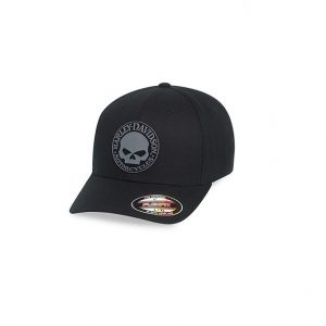 Harley-Davidson Rubber Skull sapka