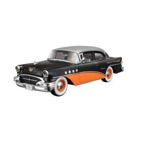 Maisto Harley-Davidson1955 Buick Century Black & Orange makett
