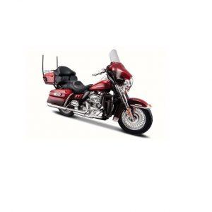 Maisto Harley-Davidson Electra Glide Ultra FLHTK (2013) motor makett - kicsi