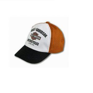 Harley-Davidson trademark logo kisfiú baseball sapka