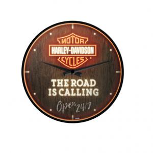 Harley-Davidson Road is calling falióra