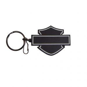 Harley-Davidson PVC kulcstartó