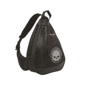 Harley-Davidson skull félvállas hátizsák