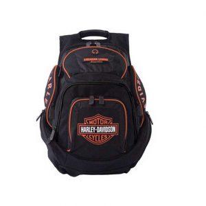 Harley-Davidson deluxe hátizsák – orange B&S